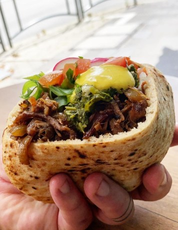 Rak Kacha - Kosher Restaurant - Rishon - Pita