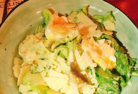 Caesar Salad - Culinary Workshop - HaSadna - Jerusalem