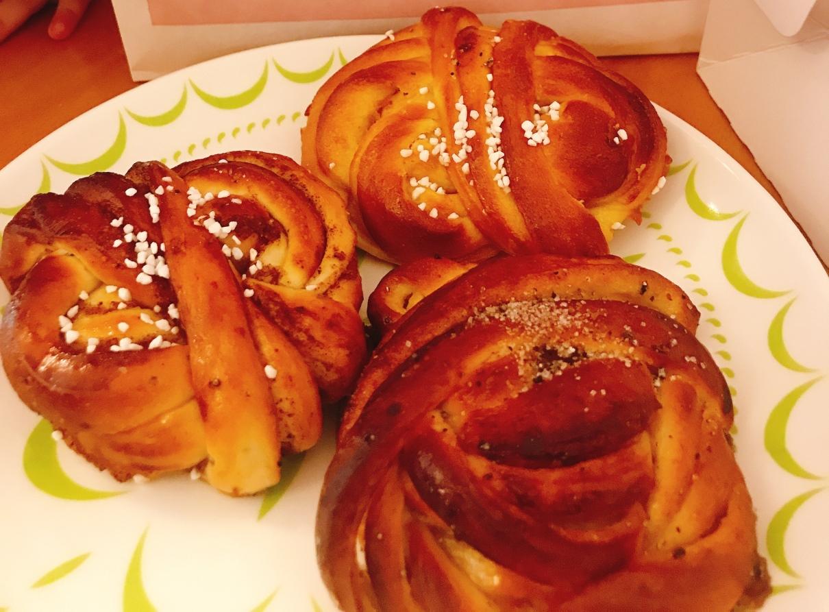 Fika Swedish Bakery - Cardamon Bulle - Kosher
