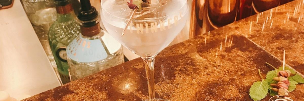Gin Cocktail 2 - Thinkers Distillery - Kosher - Jerusalem