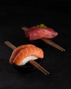 Jiro Sushi Tel Aviv - Not Kosher - Nigiri
