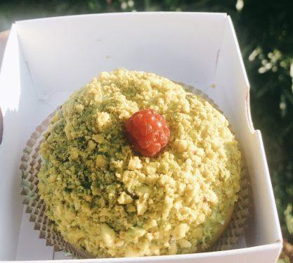 Jorno Bakery - Pistachio & Raspberry - Herzliya Pituach 2