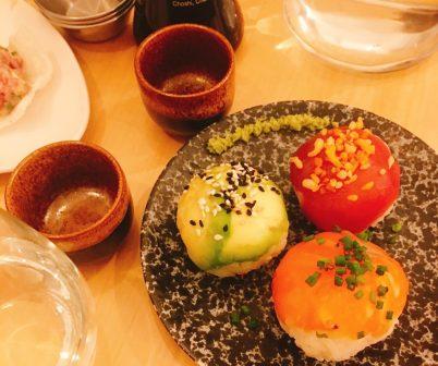 JLM Sushi - Kosher - Jerusalem - Sashimi & Sake