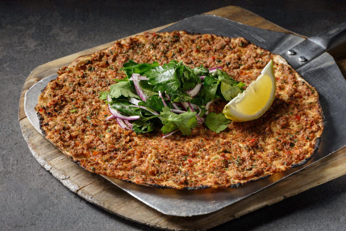 Maris - Turkish Restaurant - Tel Aviv - Not Kosher - Lachmajin