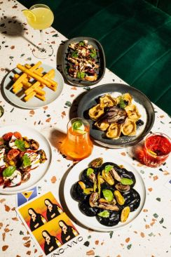 Palomino Italian Lounge - Kosher - Jerusalem - Pasta