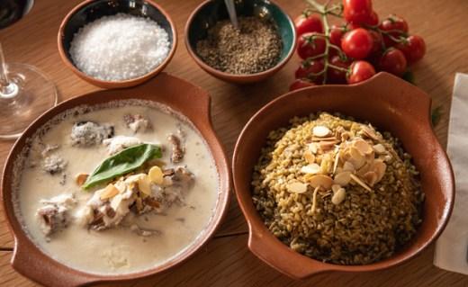 Sahara Palace - Jezreel Valley - Arabic Food - Not Kosher - Shakrya- Credit Alon Kirshner