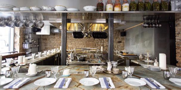 Shabour - Israeli Restaurant - Paris - Machne group