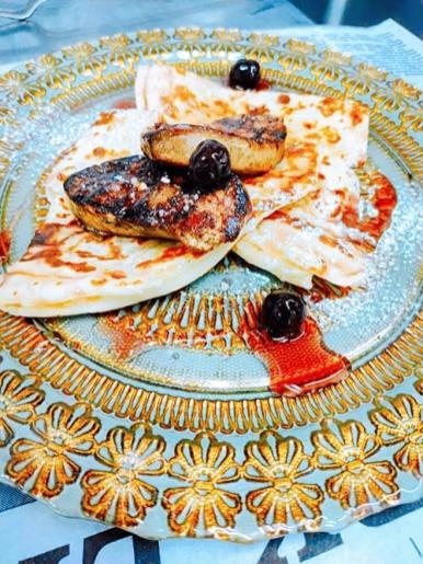 Dunya - Kosher Restaurant - Ashkelon Marina - Goose Liver