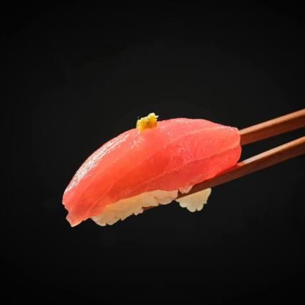 Fishbone - Japanese Fish Restaurant - Tel Aviv - Tuna Nigiri
