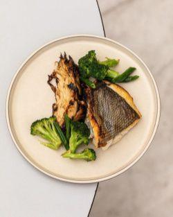 Menachem - Not Kosher - Tel Aviv Beach - Grilled Fish