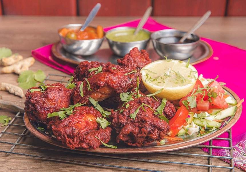 Namaste - Kosher - Indian restaurant - Ashdod - Chicken Tandoori