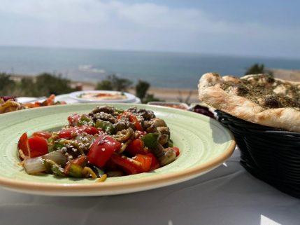 The Old Man & The Sea - Yaffo - Not Kosher - Stir Fry Mushroom