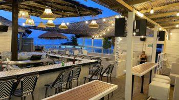 Yama - Herzliya Pituach - Not Kosher - Beach Restaurant