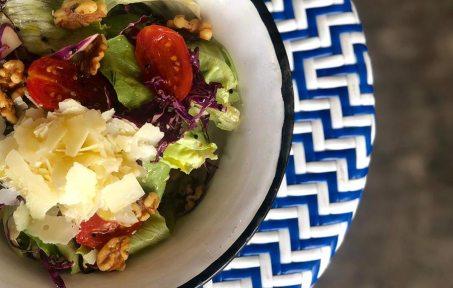 Yassou Tel Aviv - Greek Restaurant - Not Kosher - Salad
