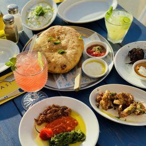 Yassou Tel Aviv - Greek Restaurant - Not Kosher - starters