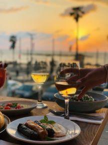Yassou Tel Aviv - Greek Restaurant - Sea View - Not Kosher