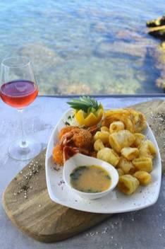 Abu Christo - Akko - Not Kosher - Shrimps and Calamari