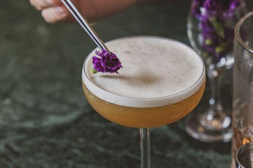 Aleta - Kinneret - Not Kosher - Cocktail