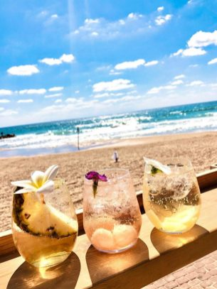 Cinema Paradiso - Haifa - North Beach Restaurant - Not Kosher - Cocktails