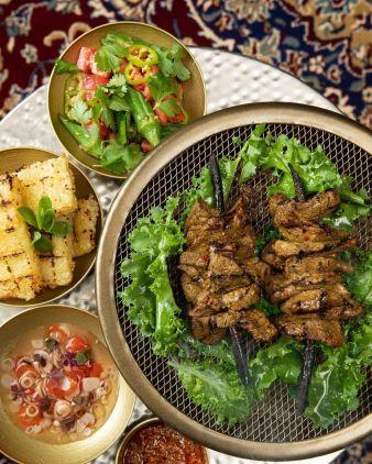 Darya - Kosher - Hilton Tel Aviv - Beef Garam Masala