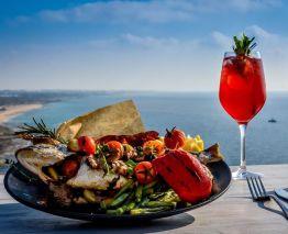 Hatzuk Restaurant - Kosher - Rosh Hanikra - Grilled Fish
