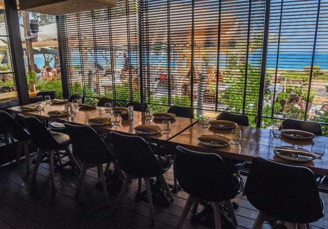 Hayekev - Badatz Mehadrin - Netanya Restaurant - Sea View 2