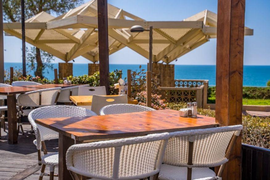 Hayekev - Badatz Mehadrin - Netanya Restaurant - Sea View