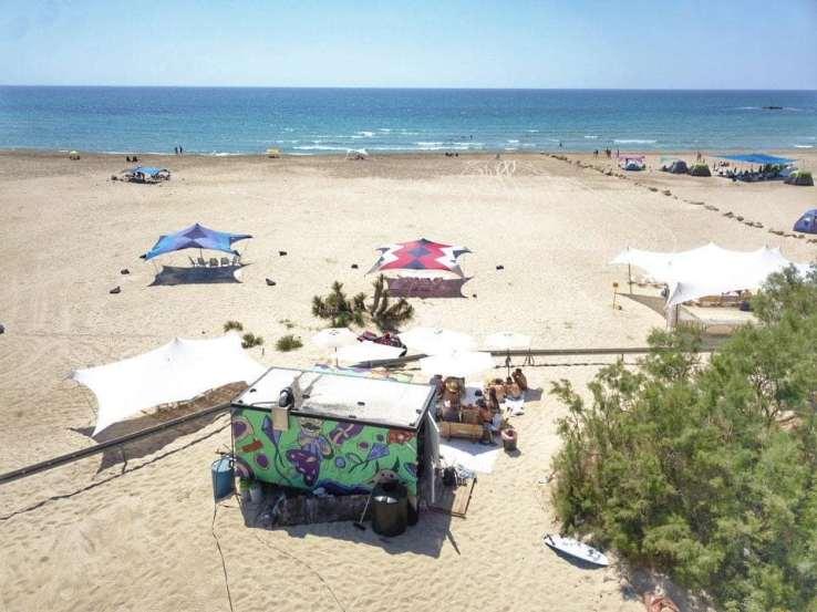 Pippa Food Truck - Neve Yam Beach - Haifa Area 2