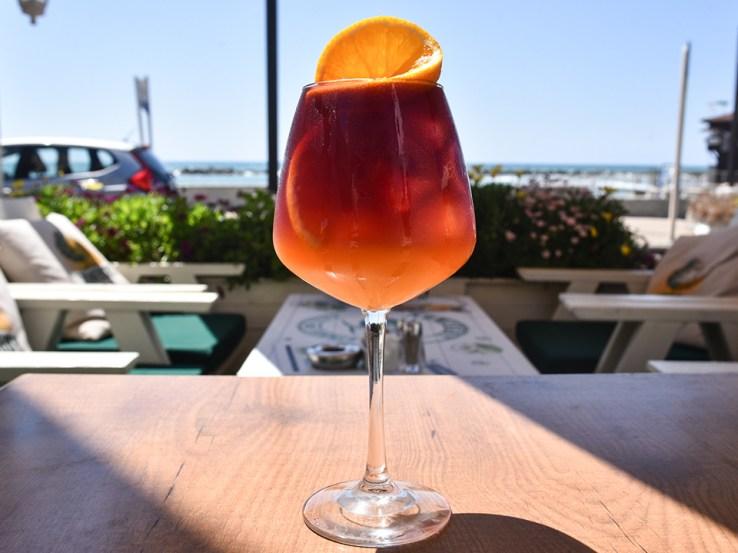 Tortuga Restaurant - Haifa - Carmel Beach - Sangria - North Beach Restaurant