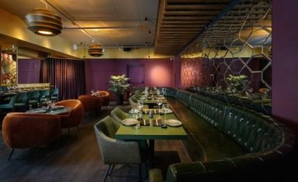 Yauza - Asian Restaurant - Not Kosher - Tel Aviv - Credit Arkady Raskin - Interior