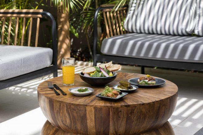 Now Rooftop Restaurant - Now Hotel - Eilat - Kosher - Poolside