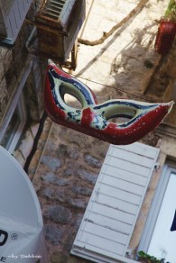 小巷內保留著濃厚的威尼斯色彩
