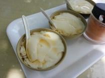 冰凍豆腐花