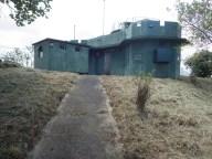 山上的碉堡