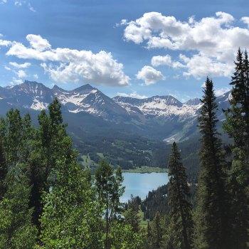 Lizard head trail, Telluride, Colorado ge by Debbie Devereaux Photography