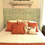 How To Make A Headboard From Old Beadboard Using Royal Design Studio Stencils