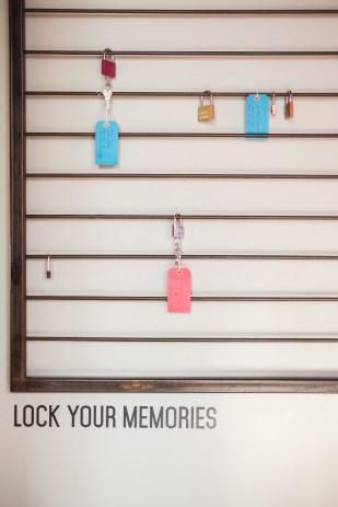 Lock Your Memories