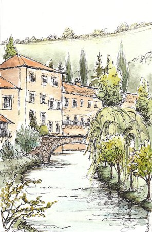 Samos Monastery, Spain