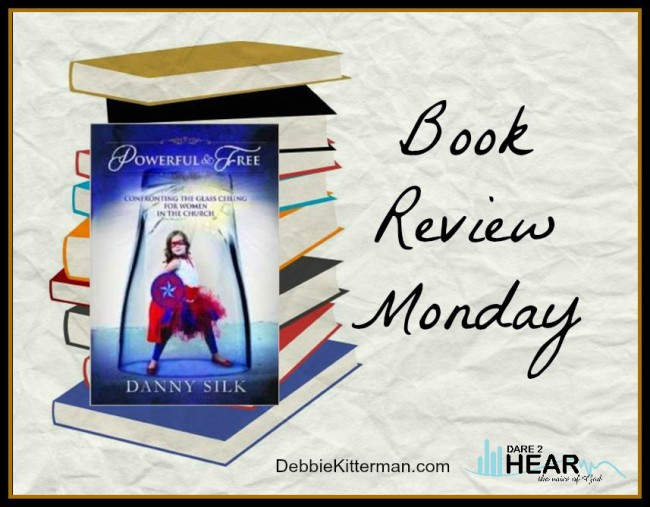 Book Review Monday – Powerful & Free & Kelly Tough Giveaway Winner!