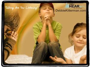 d2h kids praying