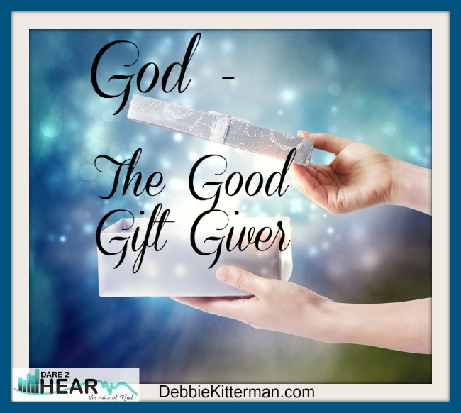 God – The Good Gift Giver