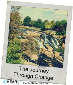 The Journey Through Change