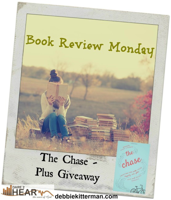 Book Review Monday – The Chase & Giveaway