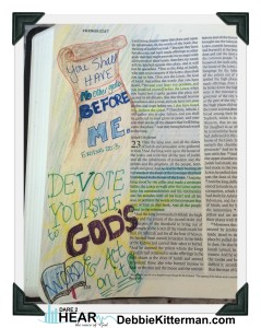Bible journal 2Kings 22-23