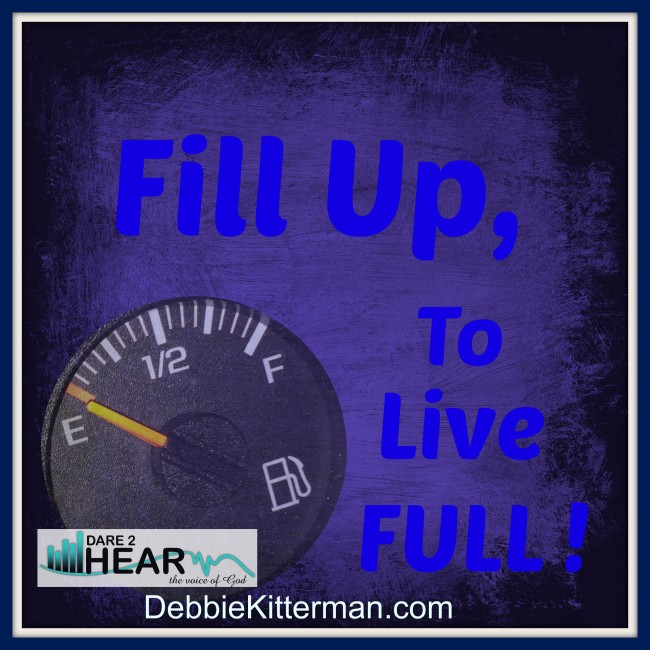 Fill Up to Live Full