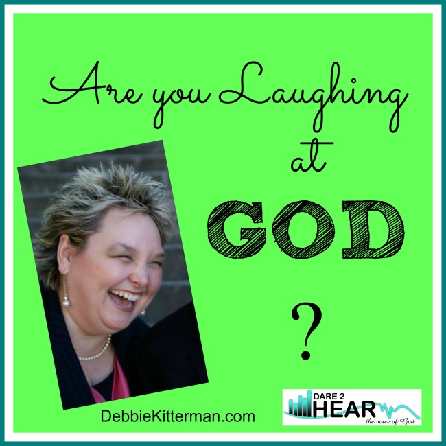 Are you Laughing at God ?
