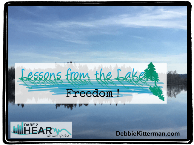 Freedom – Lessons from the Lake Vlog #5