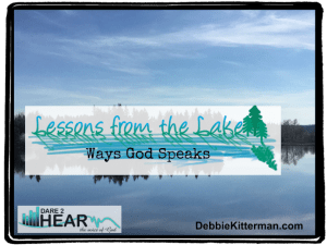 Ways GOd Speaks LFL #9