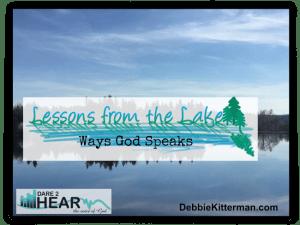 Ways GOd Speaks LFL #9