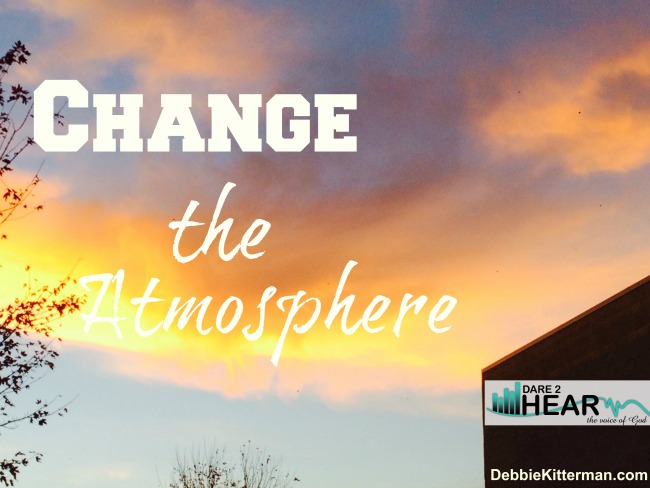 Change the Atmosphere